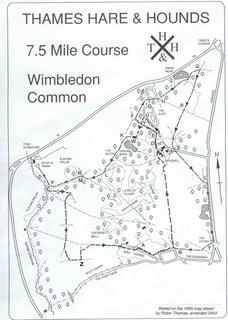 7.5 mile course