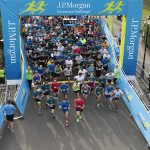 Thames at the JP Morgan Corporate Challenge